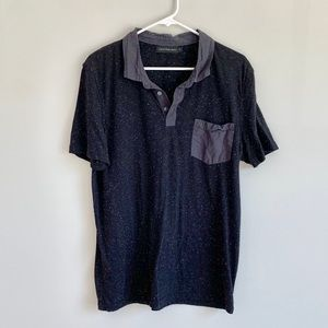 Calvin Klein Spotted Polo Large